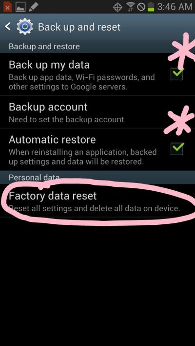 FactoryDataResetGS3