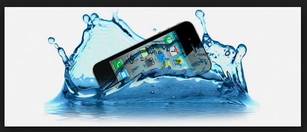 iPhone Water Damage